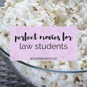 Excellent Films for Legislation College students