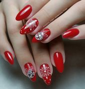 Christmas Nails – TOP 25 Amazing In …