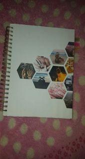 DIY Cuadernos #diy cuadernos #tumblr#notebook#cover#ideas Diy Tumblr Notebook Cover 39+ New Id...