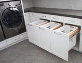 Die eigene Waschküche modern und kreativ gestalte…