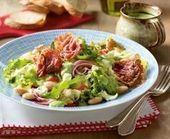 Gemischter Salat mit Rucola-Dressing – Essen und Trinken – #food #mixed …   – … – Einfache Salat Rezepte
