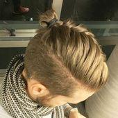 Men top knot hairstyles #frisuren #knoten #manner  – Herrenmode