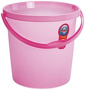 Cello Plastic Frosty Bucket Delux Pink 13 Litre Cleaning Supplies Home Improvement Buckets And Bowls Best News And Deals Cleaning Supplies Home Improvement Diy Cleaning Products