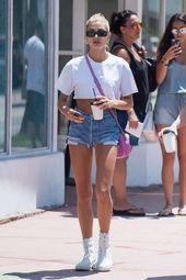 Bella Hadid and Hailey Baldwin: Leaving the Kith store -02 – GotCeleb