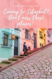 The most beautiful places for photos in Istanbul. Instagram heaven! :) –