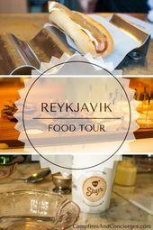 What to Eat in Iceland? Discover out on a Reykjavik Meals Stroll! | Campfires & Concierges