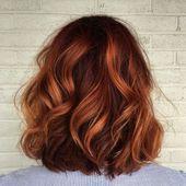 Was ist das Kürbisgewürzhaar und warum werden Sie bald in diesem schönen Trend sein …   – Hair And Beauty