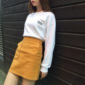 Ulzzang Mode   Kfashion fashion.haydai.com #Fashion, #Kfashion, #Ulzzang fas ...