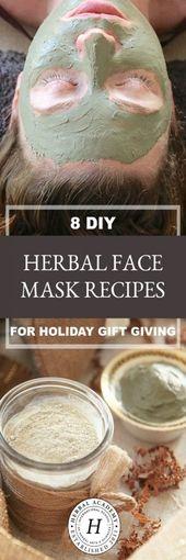 DIY Gesichtsmaske Geschenk Beauty-Produkte 64 Ideen für 2019 –   – Diy Face Mask Aloe Vera