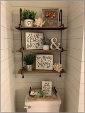 126 how to organise your bathroom with farmhouse bathroom -page 10 ~ bloganisa.o…