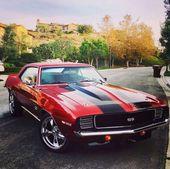 Chevy Camaro SS 1969 – Ana Paula Mendes – Google+ #chevycamaro – #Ein weiteres #Camaro #C …   – Autos