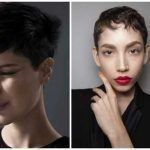 ultra kurzhaarfrisuren damen 2019 Neue Kurze haare frisuren #damen #frisuren #ha…