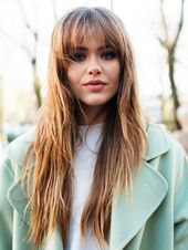 Fringe Hairstyles: 25 beautiful inspirations to click through