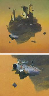 Official website of John Harris: landscape, science fiction and marine…