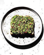 basic b avocado toast