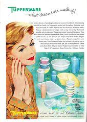Tupperware 1959 Tupperware Vintage Ads Old Advertisements