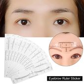 1pc Tattoo One-time Eyebrows Auxiliary Design Eyeb…