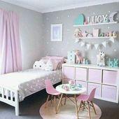Çocuk Odası Duvar Boyası Renkleri ve Dekorasyon Örnekleri – #Boyası #Çocuk…