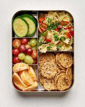 10 einfache vegane Lunchbox-Ideen