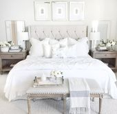 41 Best Master Bedroom Style for 2018