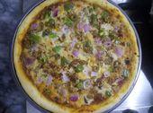 Warum sehnen? Wenn Sie Pizza zu Hause mit dem gleichen Geschmack von Pizza Hut machen können. …