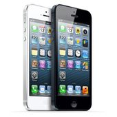 Apple iPhone 5 16GB Verizon Wireless 4G LTE iOS Black and White Smartphone  | eBay