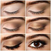 ▷ 1001 + ideas for perfect make-up: make-up for beginners – dress models