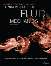 Munson Young And Okiishi S Fundamentals Of Fluid Mechanics
