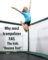 Understand why trampoline mat and spring combinations matter to kids. There is a… – Healthy Activities For kids