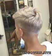 30 neue sehr kurze Frisuren für Frauen – #frauen #frisuren #kurze