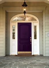 How to: Choose a front door paint colour | Style at Home