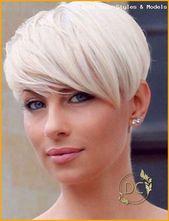 40 besten Frauen kurze Frisuren