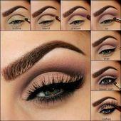 25 Perfekte Make up Looks und Anleitungen pro den …