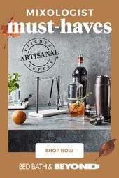 Kaufen Sie unsere NEUE, exklusive Artisanal Kitchen Supply® Barware! Hosting für die …