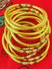 Bracelet rubber Call money Lp Lek Yant Thai amulet Talisman For Charm Fortune