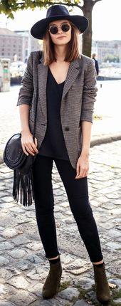 45 Cute Fall Outfits Ideas