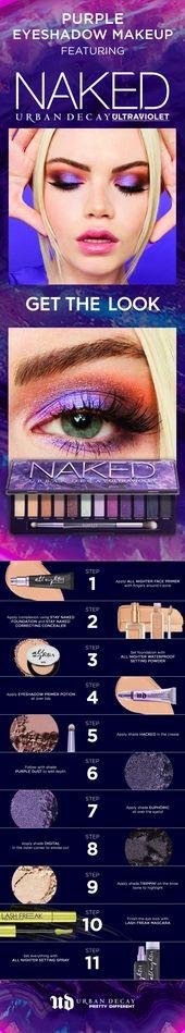 Ultra nackt Violet 17 Hottest