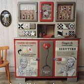 meubles peints, relooking meuble, peinture sur meuble, meuble enfant, meuble vin…  – furniture