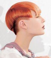 2018 Pixie Haircuts Frisuren für kurzes Haar – # Frisuren #Frisuren #Kurven …   – Kurze Haare Kupfer