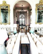 Wanderlust serie! ☆ Beautiful decor at the Grand Hotel du Cap-Ferrat in French… – ● Wanderlust ●