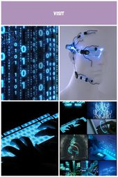 """Image Search Result for """"binary code"""" technology Aesthetic"""