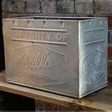 Vintage Wall S Ice Cream Tin Box Vintage Tins Vintage Boxes