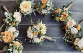 Yellow and White Wedding Flowers | Wedding Bouquets for Bride | Cream Ivory Mustard Honey Wildflower Wedding Bouquet Bouquets Amber Gold