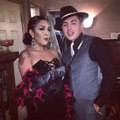 Its the fucking peaky blinders #halloween #love #mood #makeup #hair #fashion