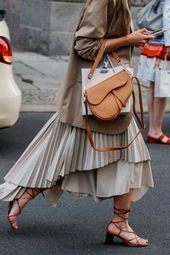 The Street Styles of the Berlin Fashion Week in July 2019