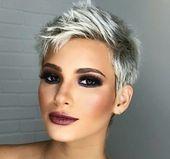 belos modelos de cabelos curtos para mulheres (20   – Frisur ideen