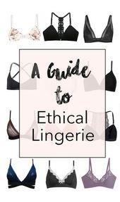 15 Ethische Dessous-Marken, die Sie kennen müssen