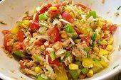 Thon – Maïs – Salade Mexicaine   – kochen