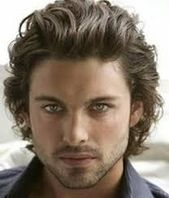 Men Hairstyles For Square Face Shape 2019 Wavy Hair Men Curly Hair Men Medium Hair Styles