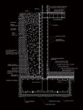 Concrete Retaining Wall In Autocad Cad Download 354 39 Kb